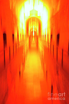 Art Print featuring the photograph On The Way To Death Row by Paul W Faust - Impressions of Light