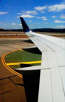 Photograph - On The Wing by Elizabeth Hoskinson