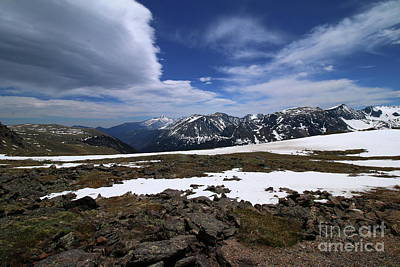 Photograph - On Top Of The World  by Christiane Schulze Art And Photography