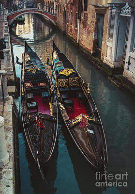 Once In Venice Art Print