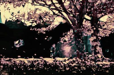 Digital Art - Once Upon A Dream by Susan Maxwell Schmidt