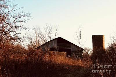 Photograph - Once Upon A Farm by Michael Krek