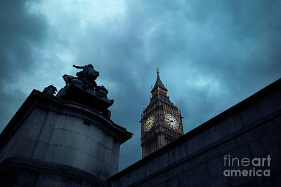 Photograph - Once Upon A Time A City. by Giuseppe Torre