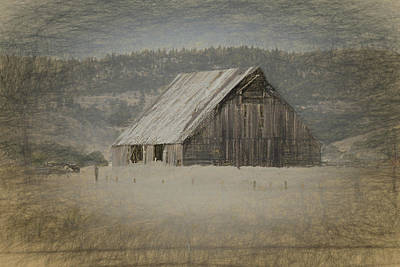 Photograph - Once Upon A Time In The West by Donna Kennedy