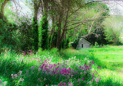 Concord Massachusetts Photograph - Once Upon A Time by Sabrina Ramina