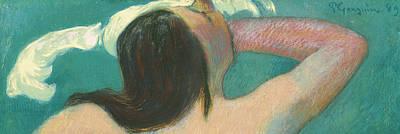 Painting - Ondine II by Paul Gauguin