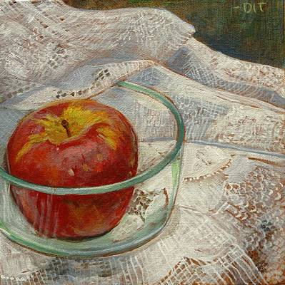 Painting - One A Day by Denise Ivey Telep
