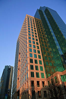 Photograph - One Atlantic Center Tower by Jill Lang