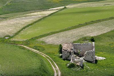 American Milestones - Parko Nazionale Dei Monti Sibillini, Italy 10 by Dubi Roman