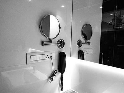 Mozart Photograph - One Feels Fresh Bath When Combination by Rahul Gupta