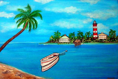 Carter House Painting - One Fine Day by Pristine Cartera Turkus