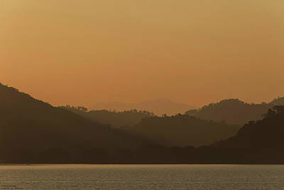 Photograph - One Fine Sunset In Honduras  by Hany J