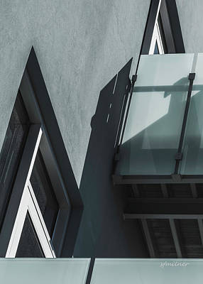 Photograph - One Floor Up by Steven Milner