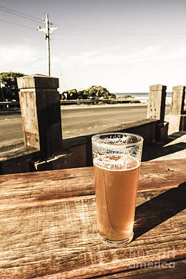 Beer Photos - One for The Great Ocean Road by Jorgo Photography - Wall Art Gallery