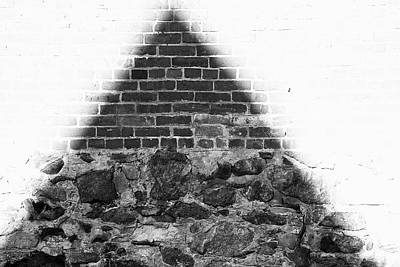 Over-exposed Photograph - One For The Illuminati  by Kreddible Trout