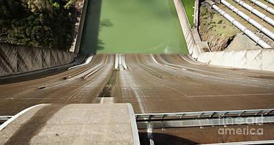 Photograph - One Heckuva Waterslide by Carol Lynn Coronios