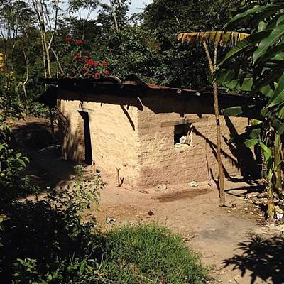 Decorative Photograph - One House In Guatemala  by Gabrielle Coleman
