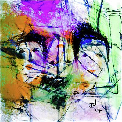 Digital Art - One In Every Three by Jim Vance