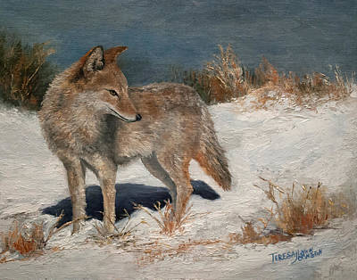 Painting - One Last Look by Teresa Lynn Johnson