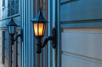 Photograph - One Light by Jonathan Nguyen
