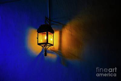 Photograph - One Light by Rick Bragan