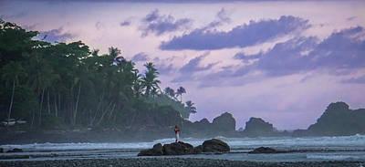Photograph - One Man Island by Paki O'Meara