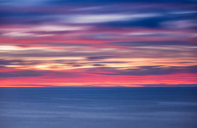 Royalty-Free and Rights-Managed Images - One Minute Sunrise by Darren White