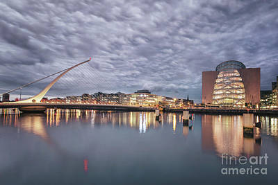 Royalty-Free and Rights-Managed Images - One Night In Dublin by Evelina Kremsdorf