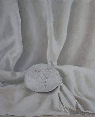 Painting - One Pebble by Caroline Philp