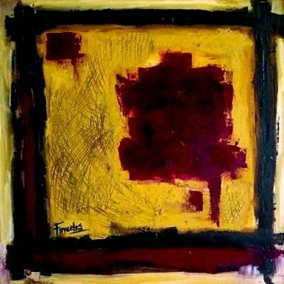 Painting - One Reason by Fareeha Khawaja