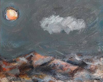 Painting - One Sea Cloud by Katt Yanda