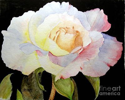 Painting - One Single Beauty by Carol Grimes