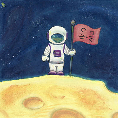 Pastel - One Small Step by Athena Lutton