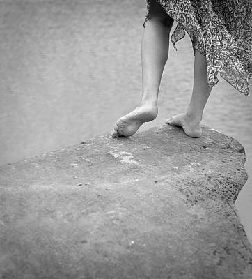 Photograph - One Step by Andrey  Godyaykin