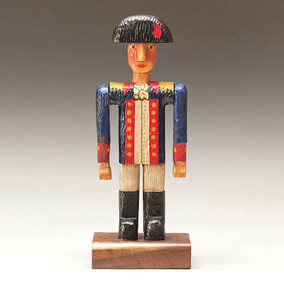 James Neill Painting - One Tin Soldier by James Neill