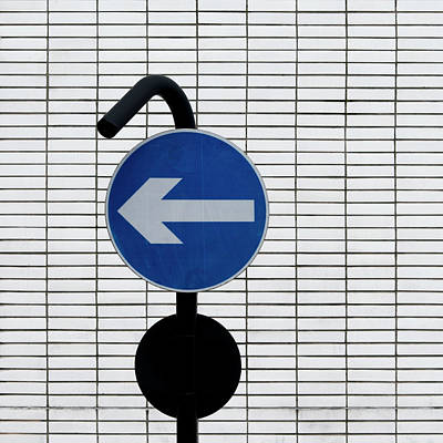Photograph - One Way 3 by Stuart Allen