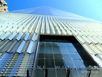 Photograph - One World Observatory  by Ed Weidman