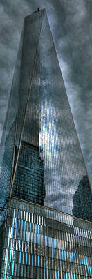 Photograph - One World Trade Center 037 by Jeff Stallard