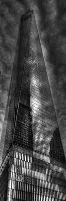 Photograph - One World Trade Center 038 by Jeff Stallard