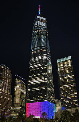 Photograph - One World Trade Center by Mark Dodd