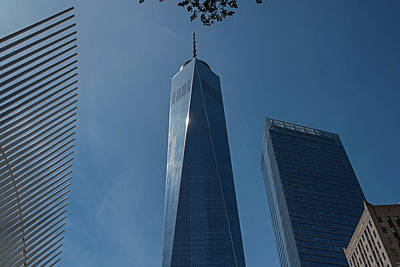 Photograph - One World Trade Center New York Ny by Toby McGuire