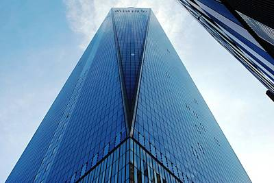 Photograph - One World Trade Center - Nyc by Matt Harang