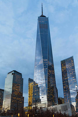 Photograph - One World Trade Center by SR Green