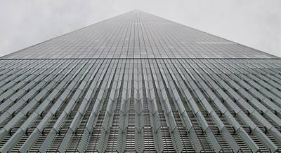 Photograph - One World Trade by Christopher Kirby