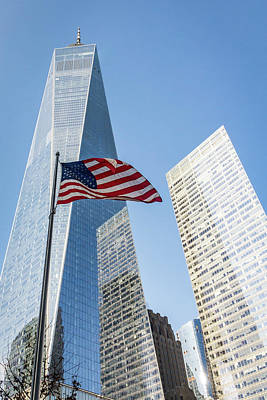 Photograph - One Wtc by Framing Places