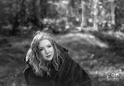 Photograph - Oneiros by Agnieszka Mlicka