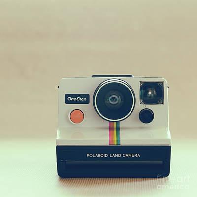 Photograph - Onestep Polaroid by Ana V Ramirez