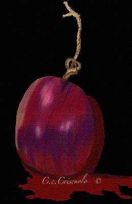 Onion Mixed Media - Onion by Catherine