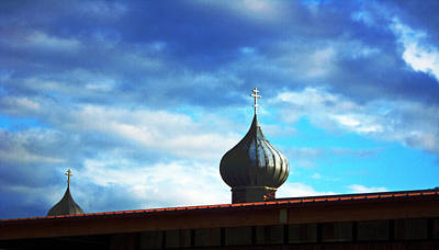 Onion Domes Art Print
