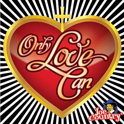 Digital Art - Only Love Can_3 by Joe Greenidge